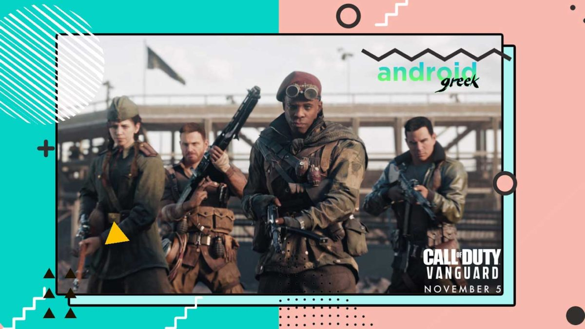 Call Of Duty: Vanguard coming September 7 for PlayStation – New COD Tittle