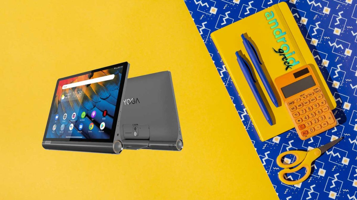 Download and Install Lenovo Yoga Tab 13 YT-K606F Flash File Firmware (Stock ROM, Flash File)