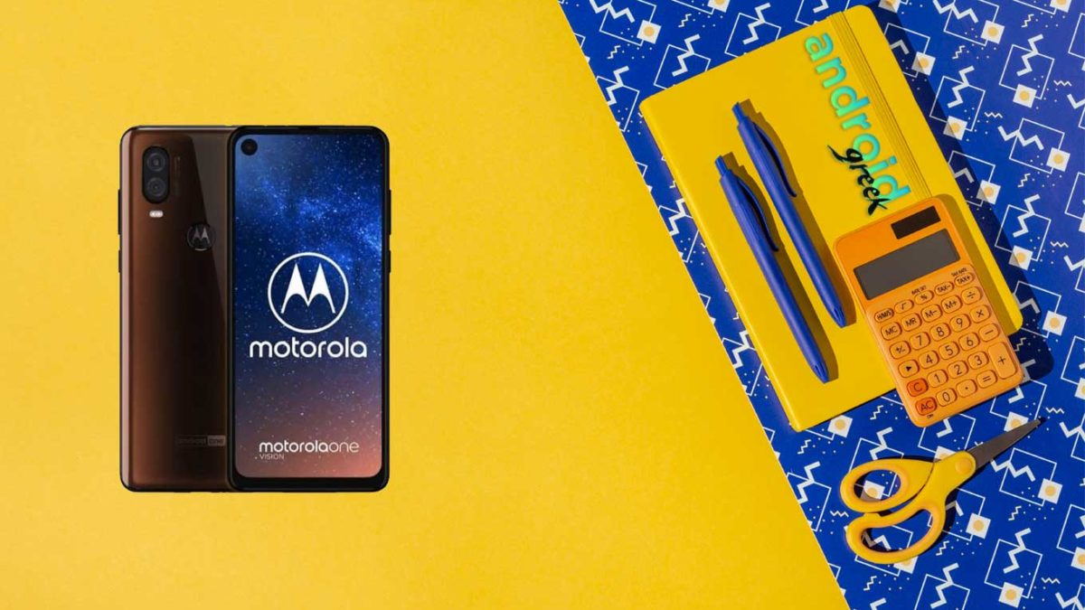 Download and Install Motorola XT1970-1-DS Flash File Firmware (Stock ROM, Flash File)