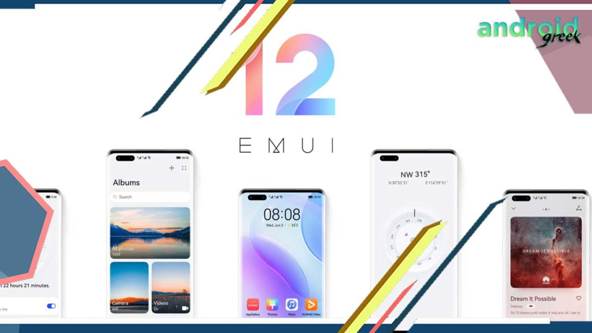 Huawei officially Announced all-new EMUI 12 Upgradation – Here are the Revealed details regarding it.