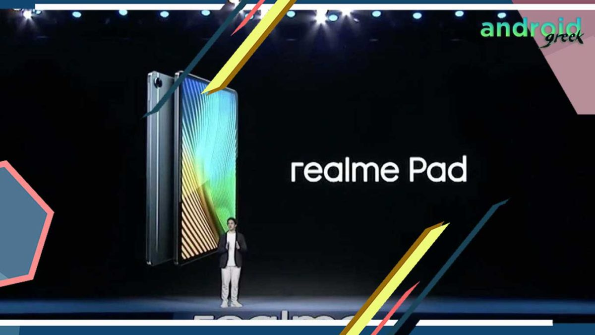 Realme Pad is expected to launch in September 2021: key features and configurations.