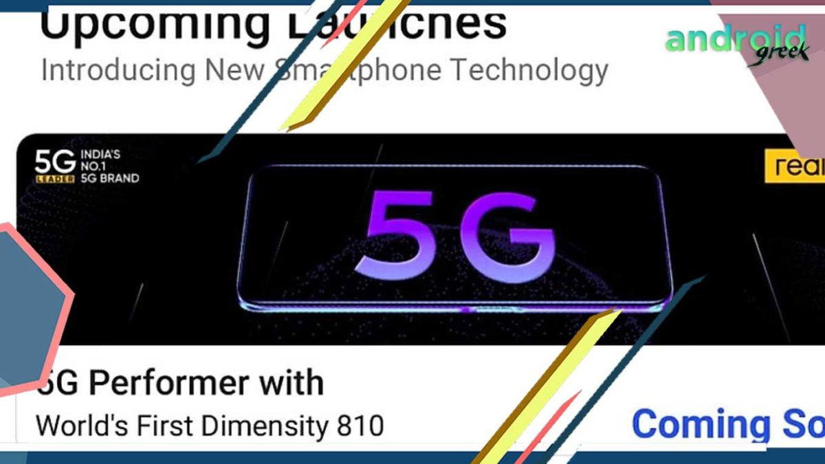 Realme Scheduled to launch all-new Realme 8s 5G – Here are the expected key features regarding it
