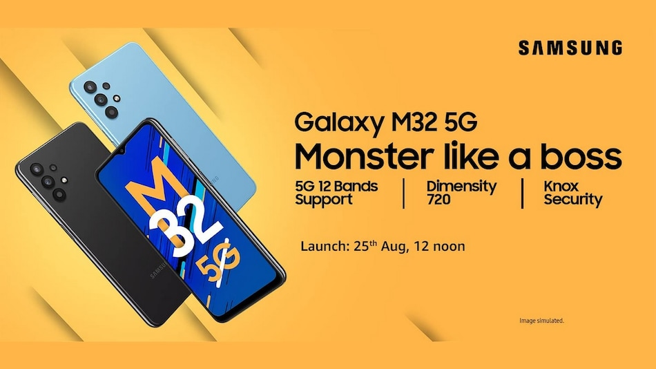 Samsung launched all new Galaxy M32 5G – Here are the key list of Configurations involved in it