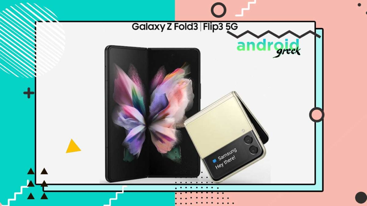 Samsung Galaxy Z Fold 3 and Z Flip 3 Expected Price in European Market