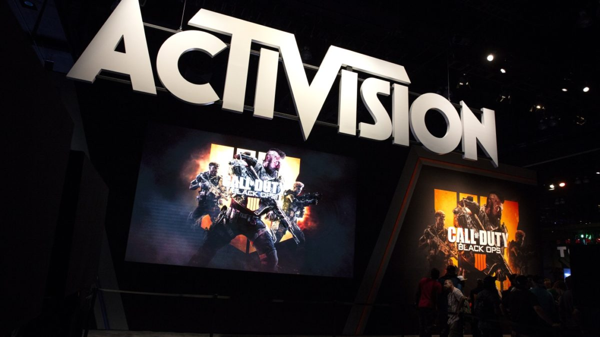 The US Securities and Exchange Commission is investigating Activision Blizzard