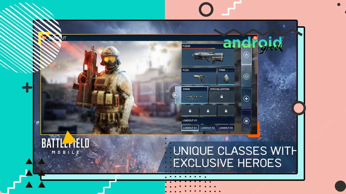 Download Battlefield Mobile APK Alpha Beta – Early Acess for Android: How to Download and Play