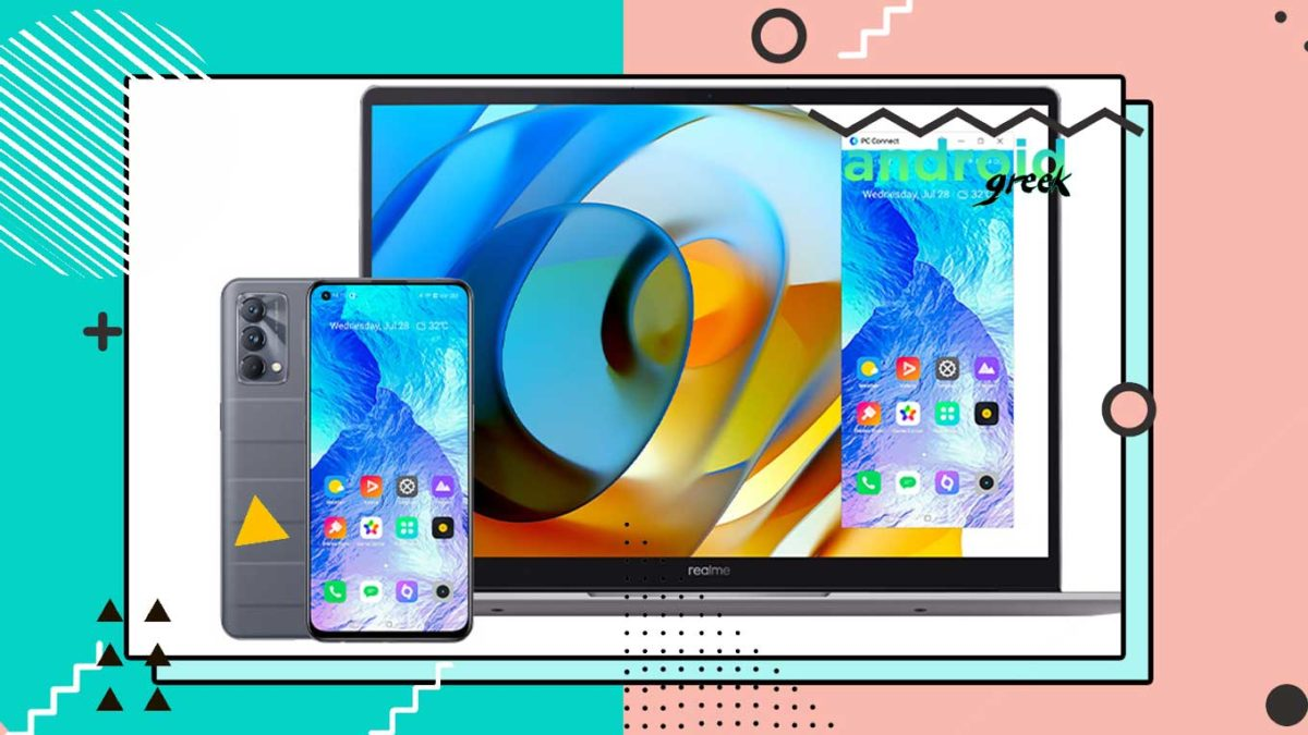 Download Realme and Oppo PC Connect – How to use Windows's PC Suit