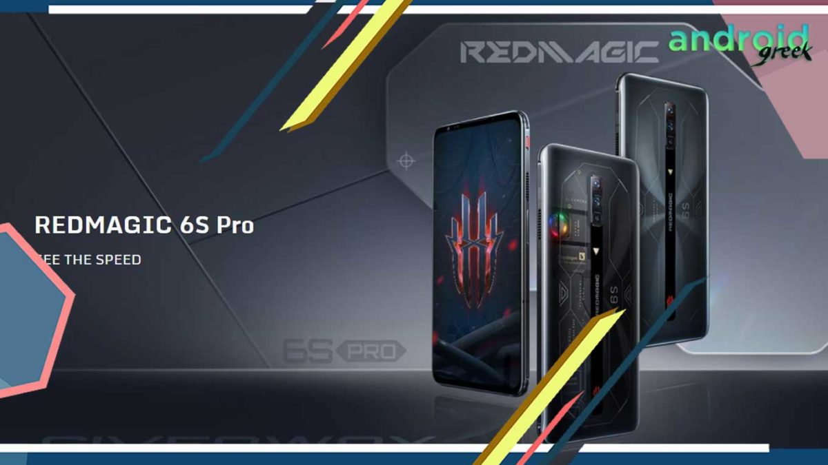 Nubia RedMagic 6s Pro with Snapdragon 888+, 720Hz touch Sampling for $599 in China