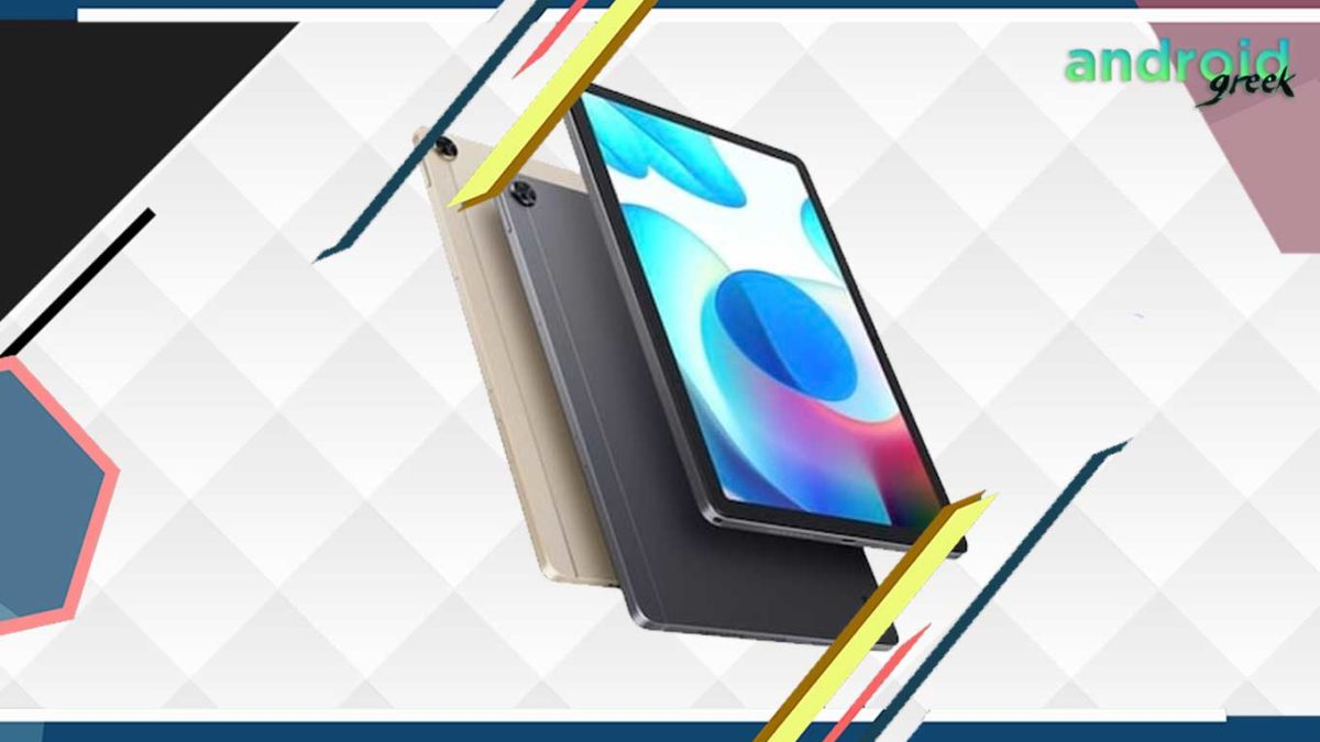 Realme Pad with quad speakers, 10-inch screen, ultra-slim body and 7,100mAh battery for price of Rs. 13,999.