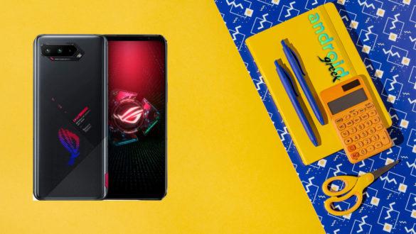 Asus ROG Phone 5 ZS673KS