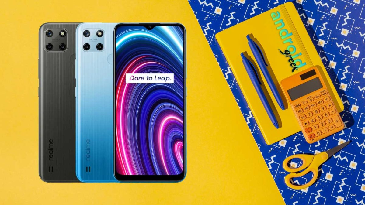 Download and Install Realme C25Y RMX3265 Flash File Firmware (Stock ROM, Flash File)