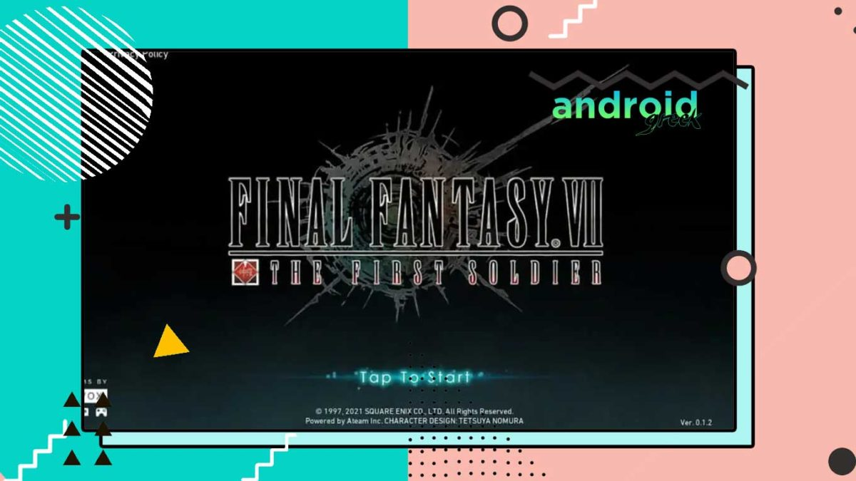 Final Fantasy 7: The First Soldier Confirmed to Launch in November 2021 Release date, Window, New Features, Classes, and Gameplay- Tokyo Game Show 2021