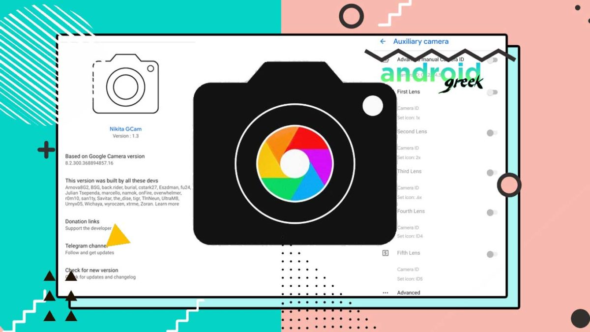 Download Google Camera 8.2: Best GCam APK for Android Smartphones including Samsung, Xiaomi, Redmi, and others!