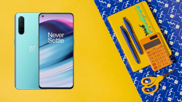 OnePlus Nord CE 5G (ebba)
