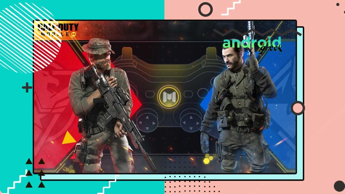 Play Call of Duty: Mobile using a controller supports on Android and iOS